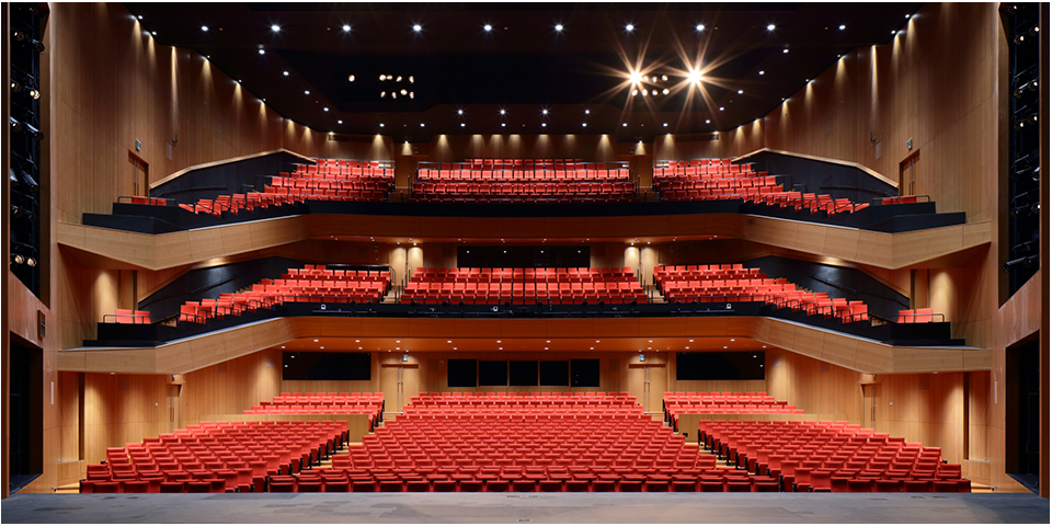 東京建物Brillia HALL